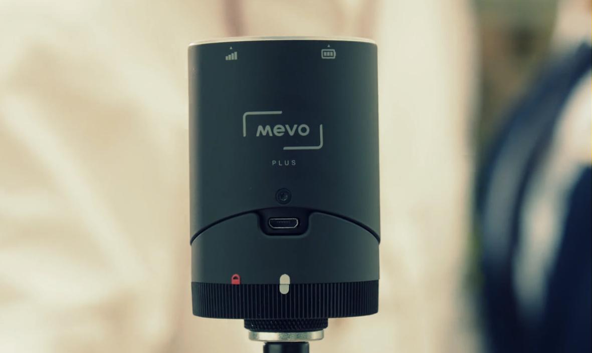 Live Stream's New Event Camera, Mevo Plus Launched