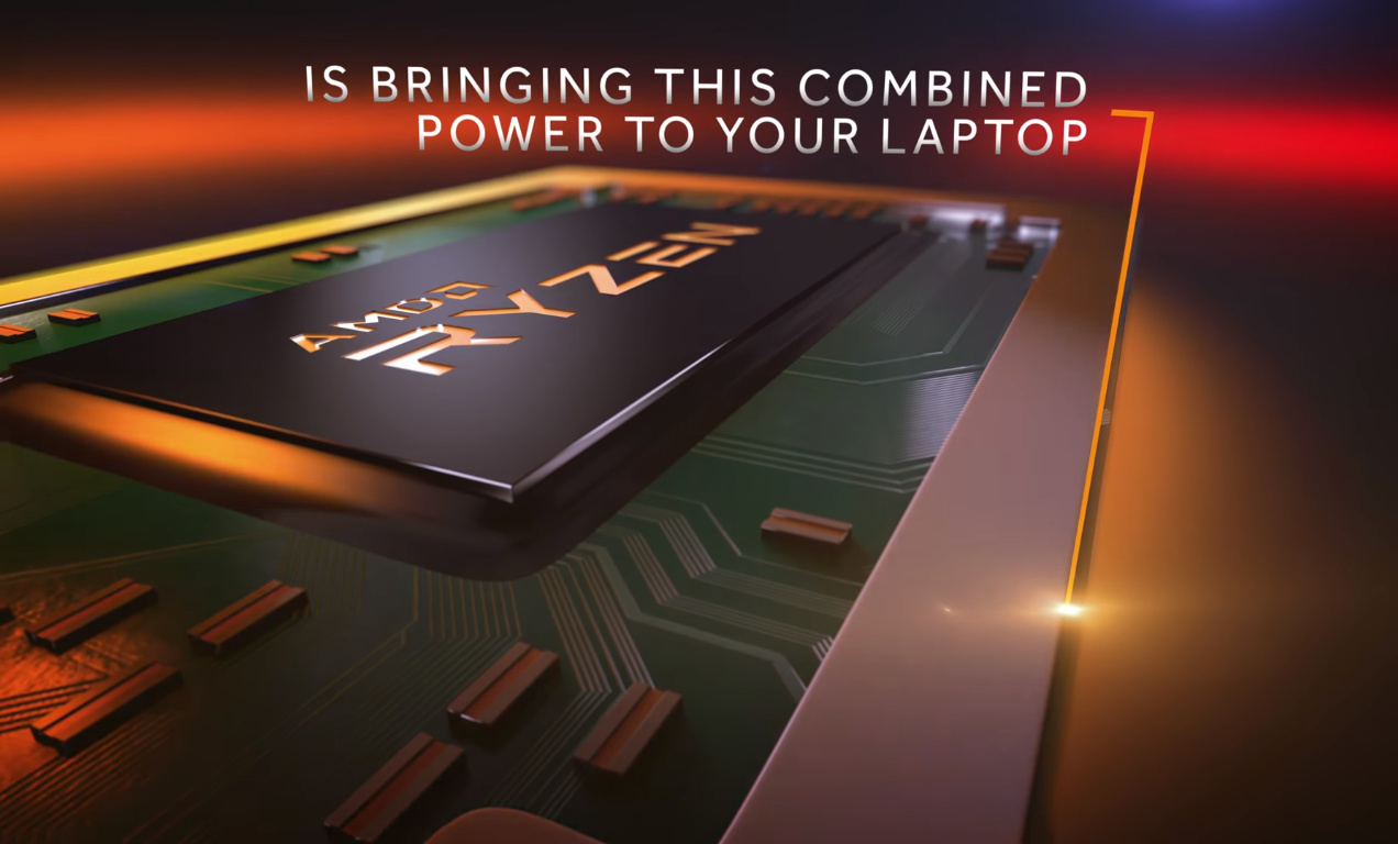 AMD Ryzen Mobile Processors launched – Know what's trending