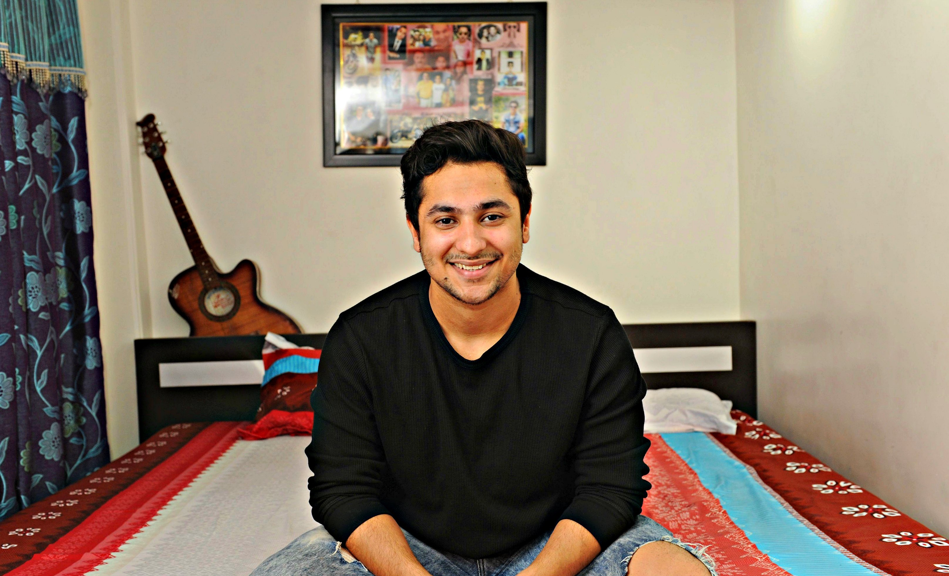 Harsh Beniwal : Journey From a Teenager to a Social Media Icon